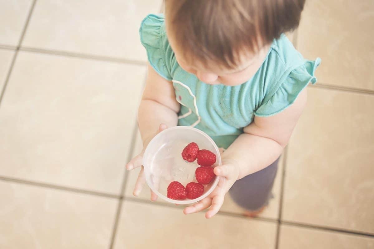 Cukier i dziecko