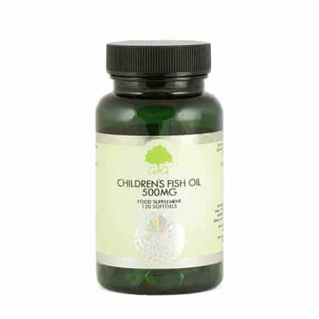 Kwasy tłuszczowe omega-3 dla dzieci