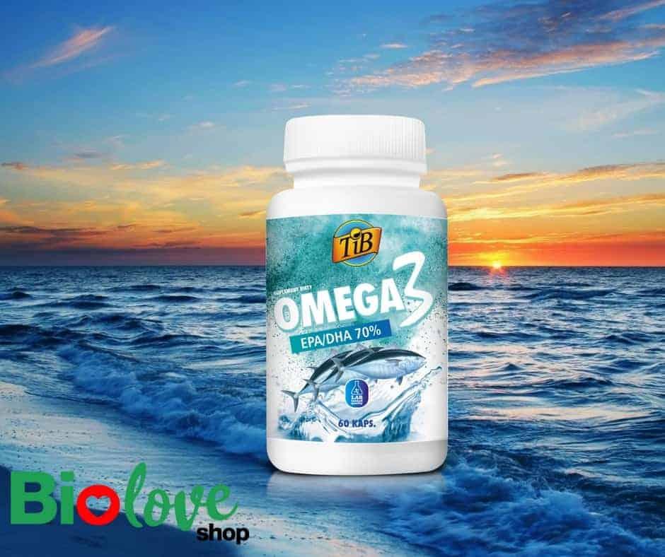 Najlepsze naturalne sposoby na trądzik - Omega-3