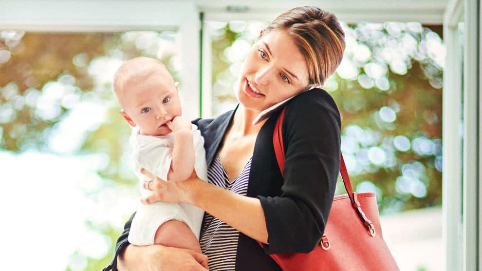 Jak być mamą jeśli chcesz robić coś innego