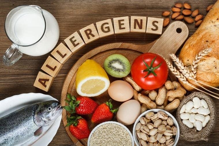 Alergie pokarmowe u dzieci