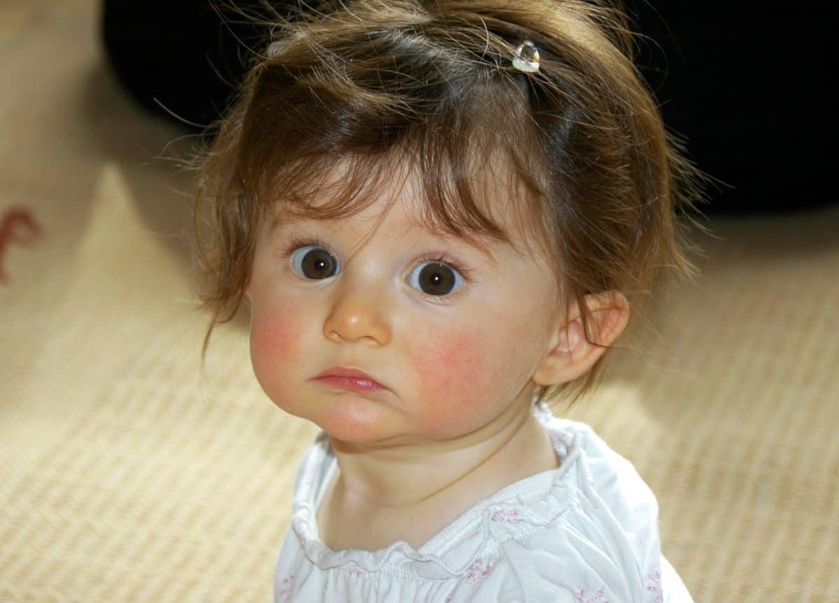Biegunka u niemowlęcia