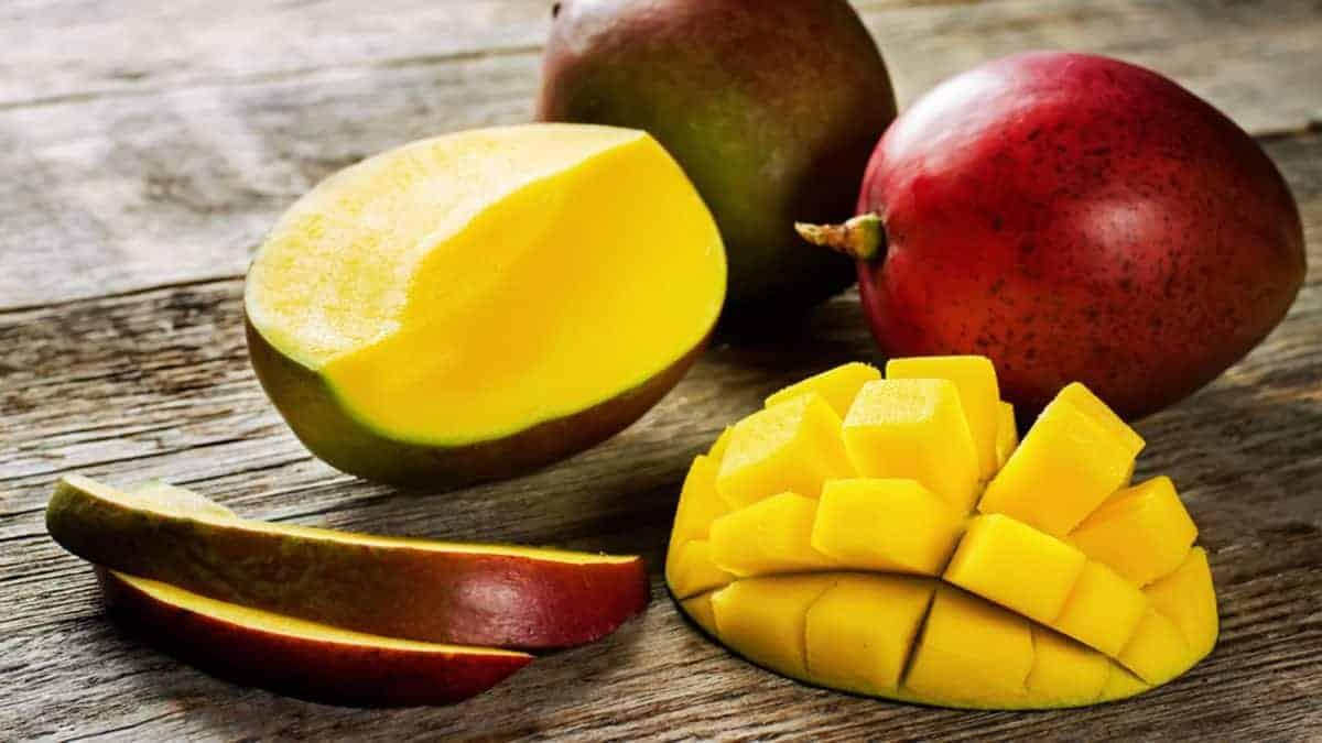 Mango - korzyści zdrowotne