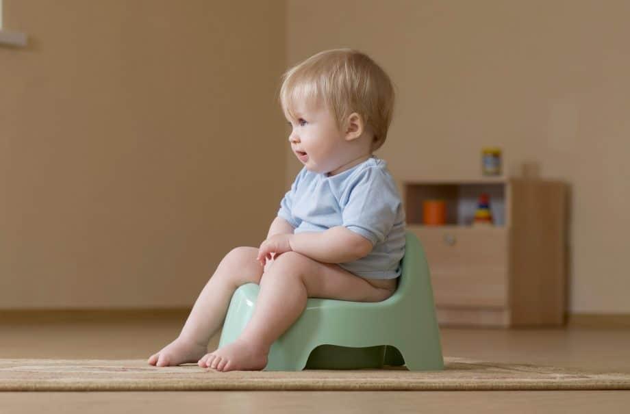 Naturalne sposoby na zaparcia u dziecka