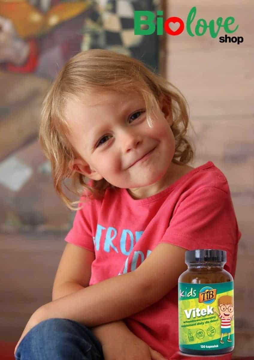Multiwitaminy dla dziecka