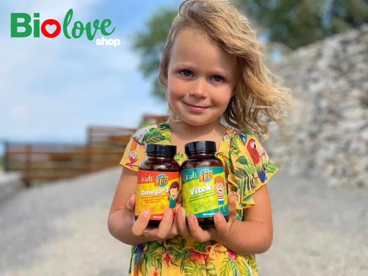 Kids Vitek i Kids Omega BioLoveShop.com